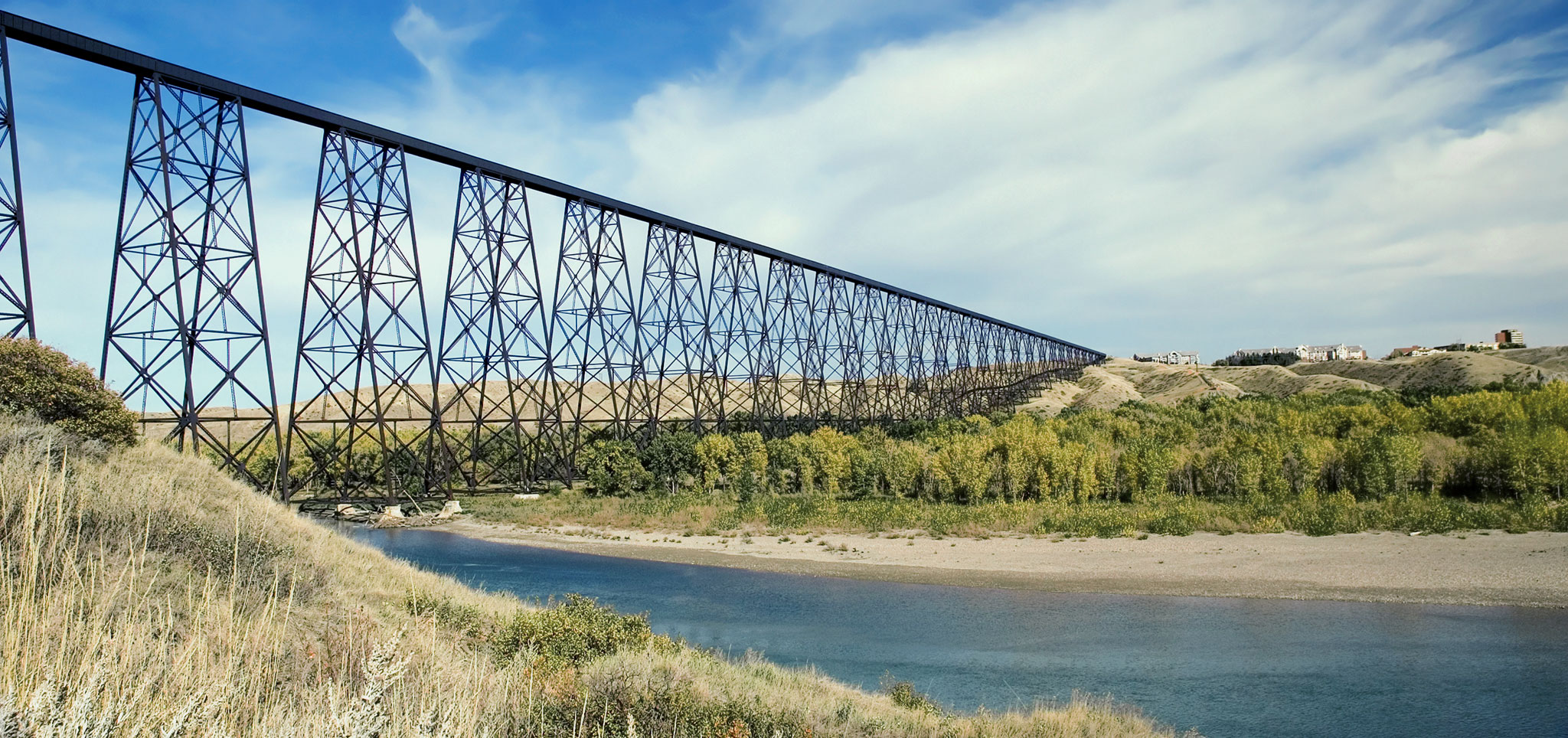 Lethbridge High Level Bridge